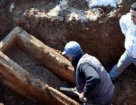 Arkeolojik kazıda ikinci toplu mezar