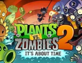 Plants vs. Zombies 2nin iOS versiyonu çıktı