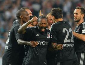 Beşiktaşta mola yok!