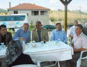 Yargıtay Başkanı Alkan, köyünün şenliğinde