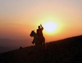 PKK asayiş buraya da gelip bildiri okudu
