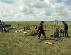 TİKA, Orta Asya tarihini koruma altına aldı