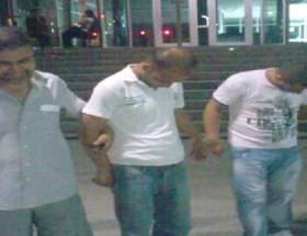 Tarsusta mazot hırsızları tutuklandı