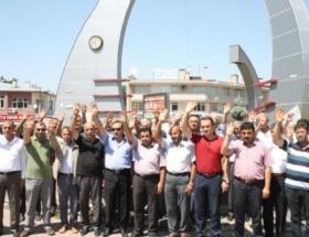 Mısıra Rabia selamlı destek