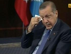 Başbakan Erdoğan gözyaşlarına boğuldu