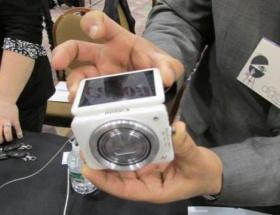 Facebook tuşlu ilk kamera