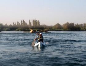 Birecikte Su Sporlarına Yoğun İlgi
