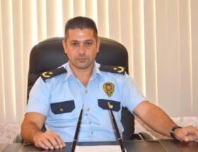 Finike Emniyet Müdürü Bozdemir, göreve başladı