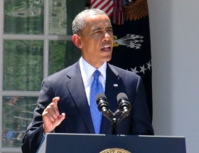 ABD Başkanı Obama İsveçte