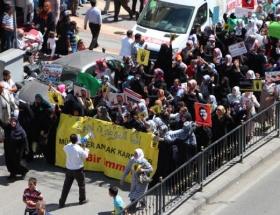 Fatihte Mısır yürüyüşü