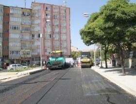 Vali Fahribey Caddesi, yenileniyor