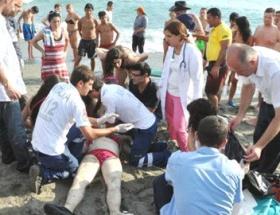 2 turist boğularak öldü