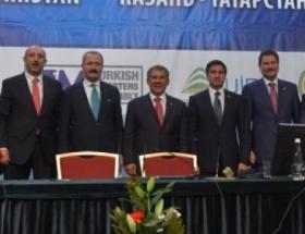 Tataristanla işbirliğimiz yetersiz