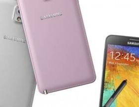 Bir Galaxy Note 3 daha!