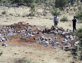 PKK mezarlığı için suç duyurusu