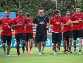 Trabzonsporda Karabükspor mesaisi başladı