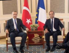 Erdoğan ile Hollande görüş birliğine vardı