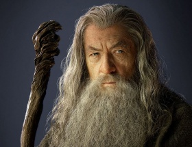 Gandalf, Sherlock oldu