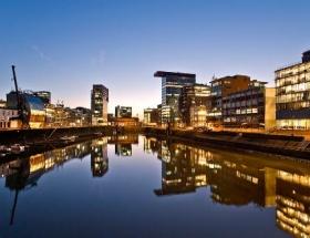 Düsseldorf şehri 725 yaşında