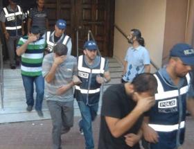 Kocaelinde çete operasyonu: 20 gözaltı