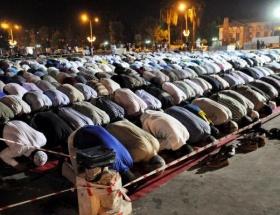 Ş.Urfada Mısır ve Suriye için dua gecesi