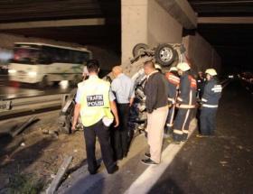 Niğdede trafik kazası: 39 yaralı