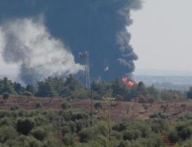 Hamada patlama: En az 18 ölü