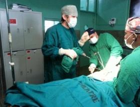 Türk doktorlar ilklere imza attı