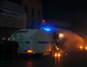 Dolapderede polis müdahalesi