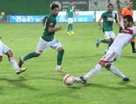 Giresunspor 0-0 Çankırıspor