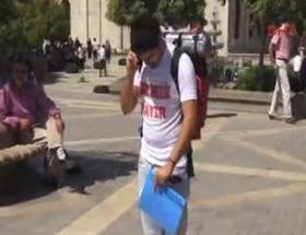 Tepki için Ankarayaya yürüyor