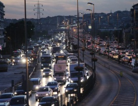 TEMde trafik yoğunluğu