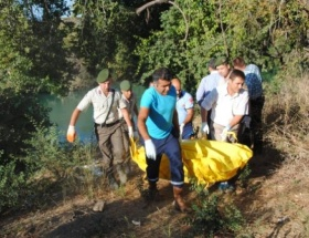 Cesedi Manavgat Irmağında bulundu