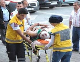 Gümüşhanede trafik kazası; 1 ölü