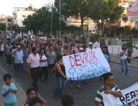 Didim, Ahmet Atakan için yürüdü