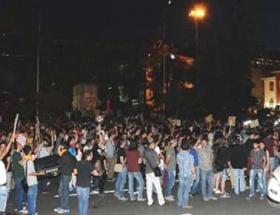 Bursada Ahmet Atakan protestosu