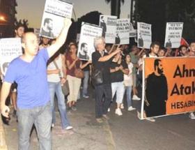 Antalya Ahmet Atakan için yürüdü