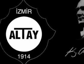Kartalın hedefi Altay