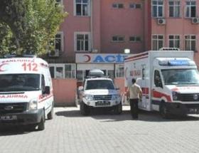 Suriyeli yaralılar Akçakaleye getirildi