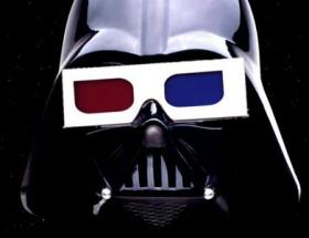 3 boyutlu Star Wars