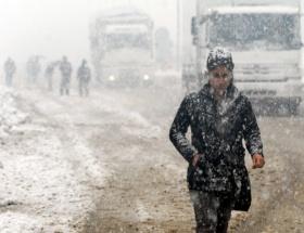 Atatürk Üniversitesinde kar tatili