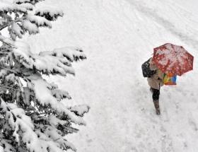 Düzcede eğitime kar engeli