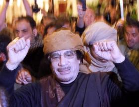 Kaddafi sembolik liderlik istemiş