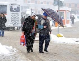 Zonguldakta okullar 2 gün tatil