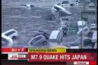 Japonyada mega deprem !