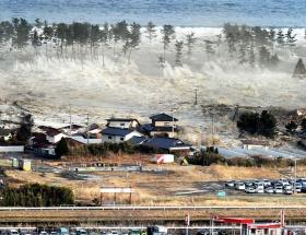 22 milyon Japon, tsunami riski altında