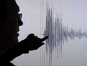 Marmarada 5.2 büyüklüğünde deprem !