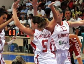 FİBA Kadınlar Eurocupta yarı finalde