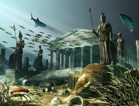 Atlantis bulundu mu ?