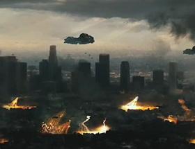 Uzaylılar geliyor !